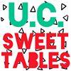 U.C. Sweet Tables