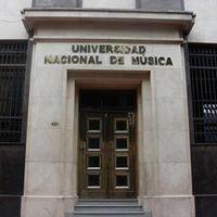 Conservatorio Nacional de Música - Página oficial