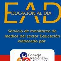 Boletín Educación al Día