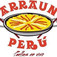 Arraun Perú. Cocina Española a domicilio