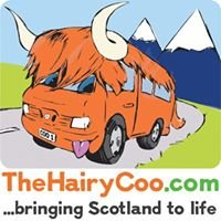 The Hairy Coo - Scottish Highland Tours