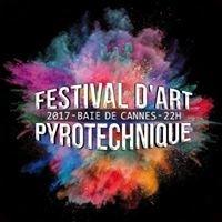 FESTIVAL D'ART PYROTECHNIQUE DE CANNES