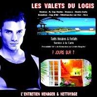 LES VALETS DU LOGIS (Monaco-Roquebrune Cap Martin-Menton)