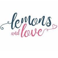 Lemons and Love - candy bar