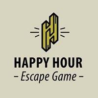 Happy Hour Escape Game Paris