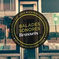 Balades Sonores Brussels