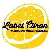 Label Citron