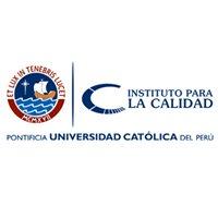 Instituto para la Calidad - PUCP