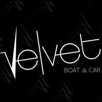 Velvet Boat & Car
