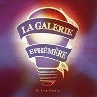 La Galerie Ephémère