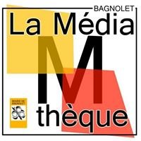 Médiathèque de Bagnolet