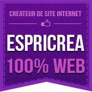 Espricréa : Créateur de site internet