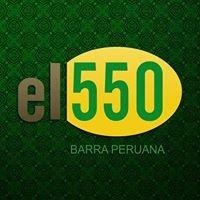 El 550  (Barra Peruana)