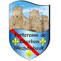 Forteresse De Bourbon-l'Archambault