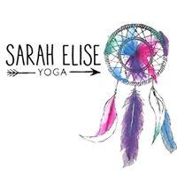 Sarah Elise Yoga