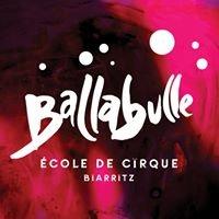 Ballabulle - Ecole de cirque de Biarritz