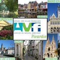 Accueil des Villes Françaises AVF URAVF Picardie