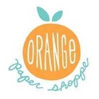 Orange Paper Shoppe
