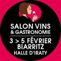 Salon Vins et Gastronomie de Biarritz