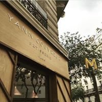 Yann Couvreur Pâtisserie, Avenue Parmentier