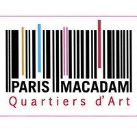 Paris Macadam - Quartiers d'Art