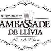 Ambassade de Llívia   Restaurant
