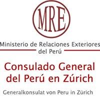 Consulado General del Perú en Zúrich