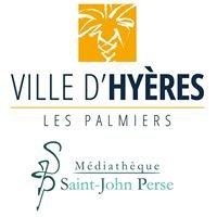 Médiathèque d'Hyères - Saint-John Perse