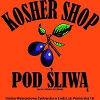 """Kosher Shop """"Pod Śliwą"""""""