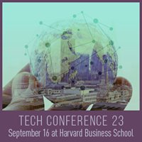 Tech Conference 23 at Harvard Business School