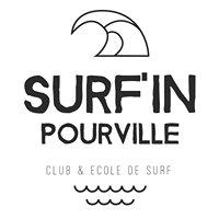 Club et école de Surf Surf'in Pourville