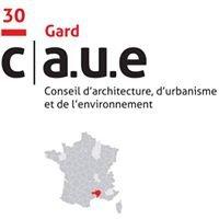 Conseil d'Architecture d'Urbanisme et de l'Environnement du Gard