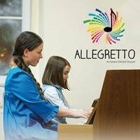 """Autorska Szkoła Muzyki """"Allegretto"""" we Wrocławiu"""