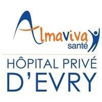 Clinique de l'Essonne - CRF des Champs Elysées - Groupe Almaviva Santé