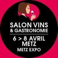 Salon Vins et Gastronomie de Metz