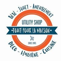 Utility Shop / Bébé cash