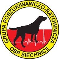 Grupa Poszukiwawczo-Ratownicza OSP Siechnice