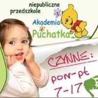 """Niepubliczne Przedszkole """"Akademia Puchatka"""""""