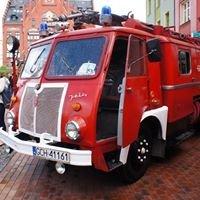 Zabytkowy STAR 25 / A26P / JELCZ 028 GBAM 2/8-8 osp strażacki Babka Czersk