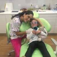 Παιδοδοντίατρος Ανθή Καραγιάννη- Paediatric Dentist Anthi Karagianni