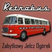 Retrobus - Zabytkowy Jelcz Ogórek