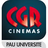 CGR Pau - Méga CGR