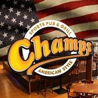 Restauracja Champs
