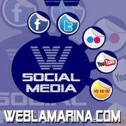 Diseño Weblamarina