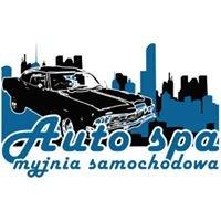 Myjnia samochodowa - AUTO SPA
