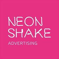 NEON SHAKE Advertising