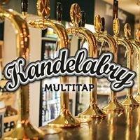 Kandelabry Premium Pub - multitap