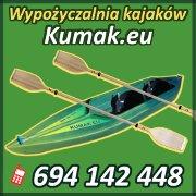 Kumak.eu - Wypożyczalnia kajaków w Miliczu