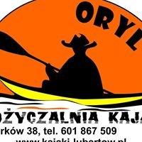 Wypożyczalnia Kajaków ORYL
