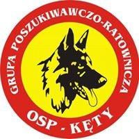 Grupa Poszukiwawczo-Ratownicza (GPR) OSP KĘTY